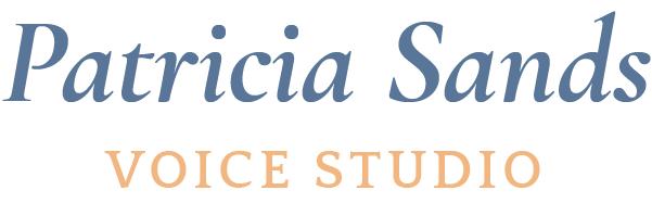 Patricia Sands Voice Studio