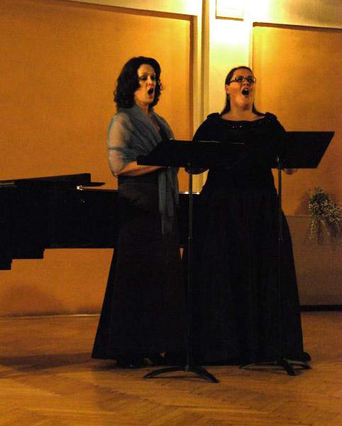 Singing in Belgrade